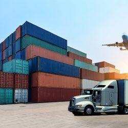modes of logistics transportation