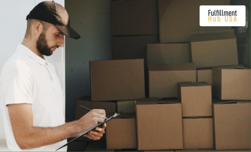 Inventory Restocking, Fulfillment Hub USA