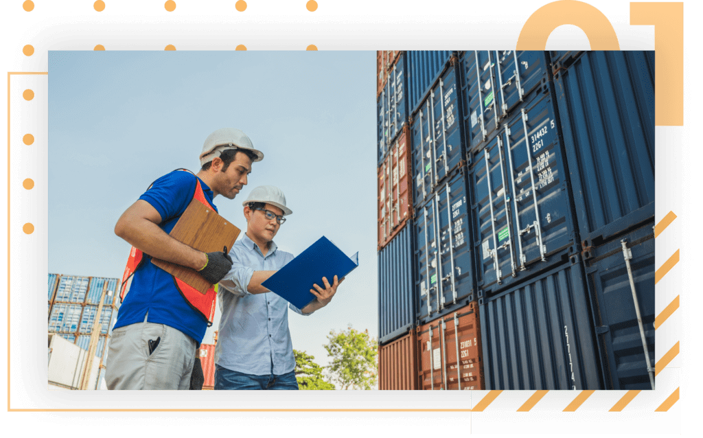 import and customs services